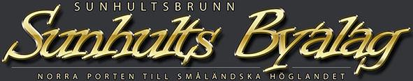 Sunhultsbrunns byalag Logo